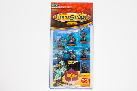 Grut Orcs Figure Expansion - NEW!-All Things Heroscape
