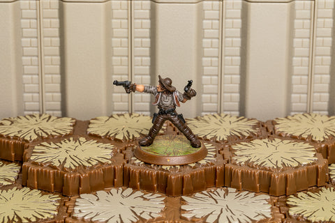 Guilty McCreech - Unique Hero-All Things Heroscape