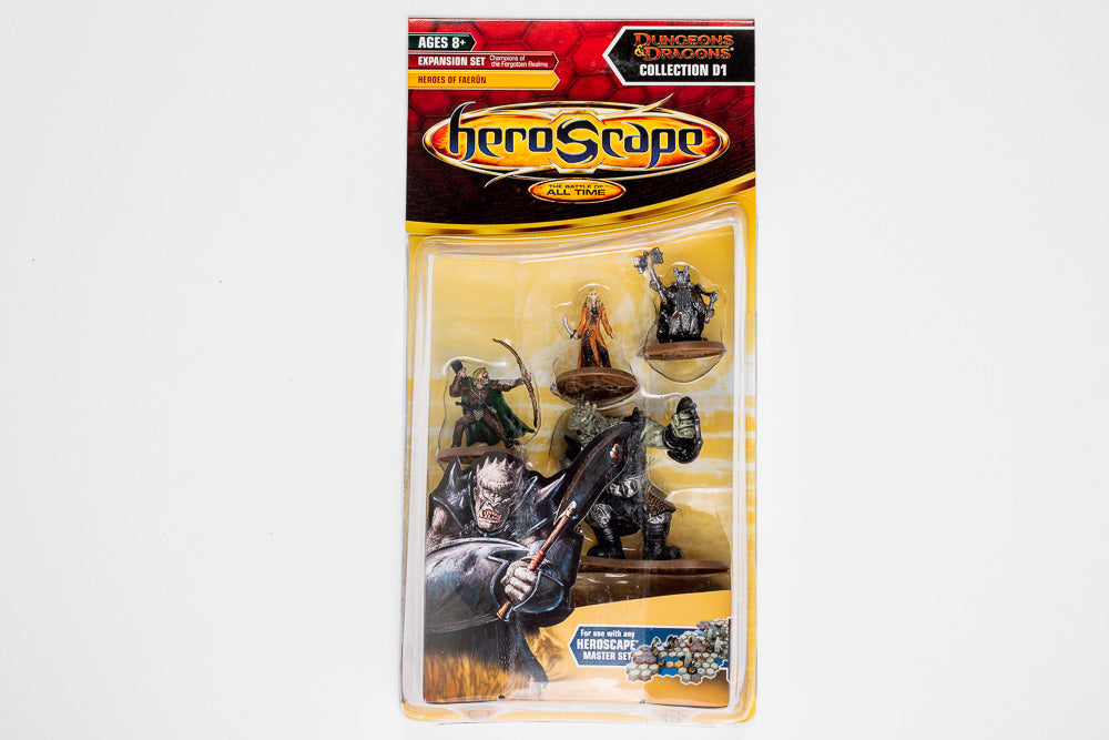 Heroes of Faerun - NEW! - All Things Heroscape