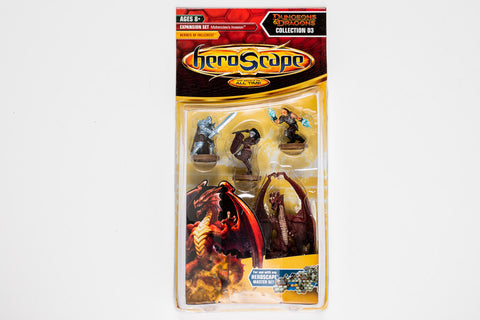 Heroes of Fallcrest - NEW!-All Things Heroscape