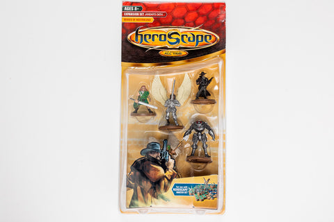 Heroes of Nostralund Figure Expansion - NEW!-All Things Heroscape