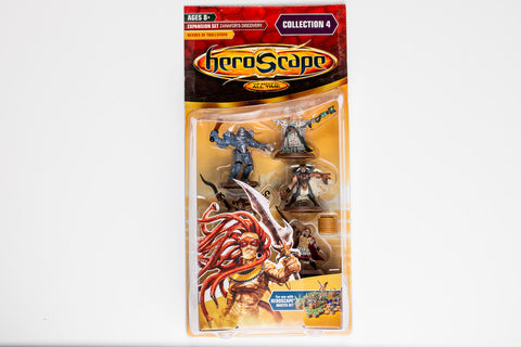 Heroes of Trollsford Figure Expansion - NEW!-All Things Heroscape