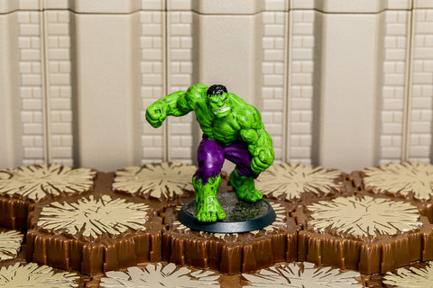 Incredible Hulk - Unique Hero-All Things Heroscape
