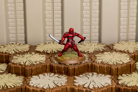 Isamu - Unique Hero-All Things Heroscape