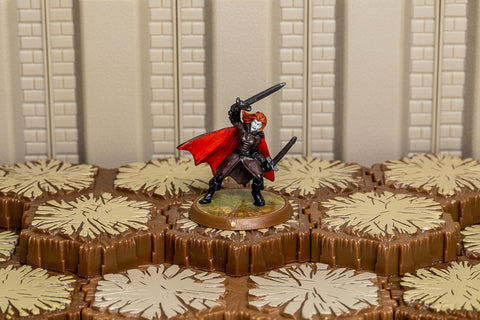 Iskra Esenwein - Unique Hero-All Things Heroscape