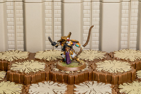 Kaemon Awa - Unique Hero-All Things Heroscape