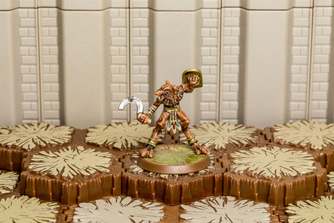 Khosumet the Darklord - Unique Hero-All Things Heroscape