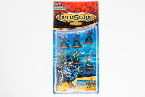 Kilts & Commandos Figure Expansion - NEW!-All Things Heroscape