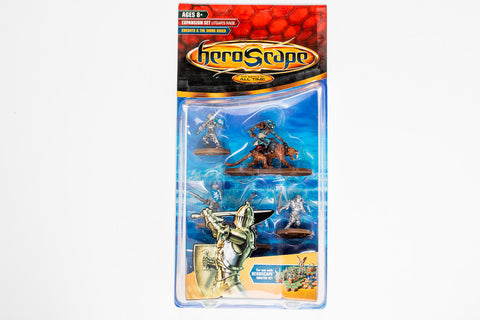Knights & The Swog Rider Figure Expansion - NEW!-All Things Heroscape