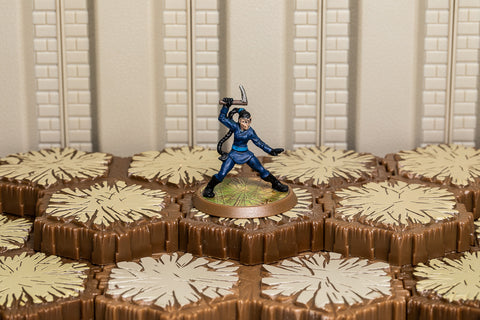 Kumiko - Unique Hero-All Things Heroscape
