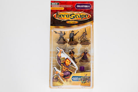 Lawmen & Samurai Figure Expansion - NEW!-All Things Heroscape