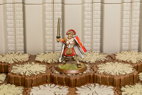Marcus Decimus Gallus - Unique Hero-All Things Heroscape