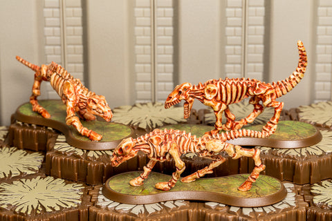 Marrden Hounds -Common Squad-All Things Heroscape