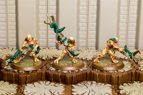 Marro Stingers - Common Squad-All Things Heroscape