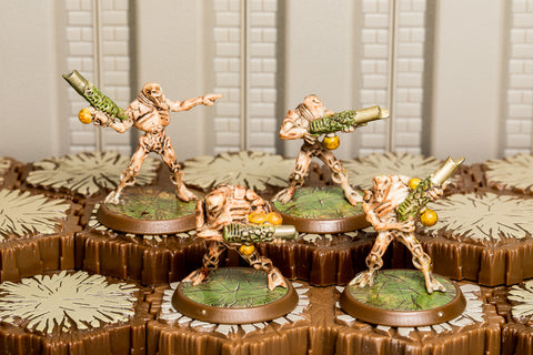 Marro Warriors - Unique Squad-All Things Heroscape