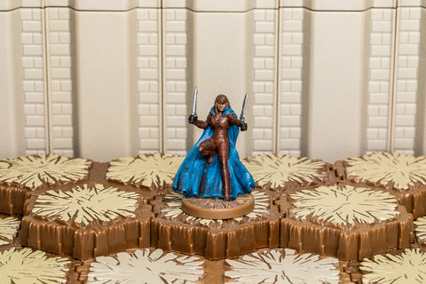 Mika Connour - Unique Hero-All Things Heroscape