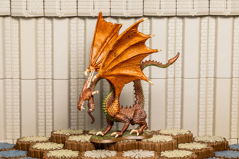 Mimring - Unique Hero-All Things Heroscape