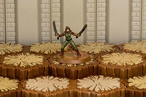 Moriko - Unique Hero-All Things Heroscape