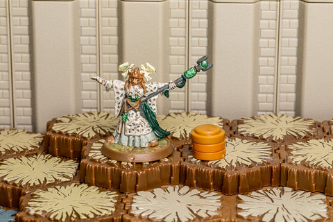 Morsbane - Unique Hero-All Things Heroscape