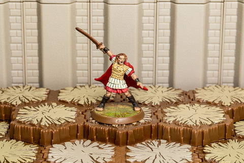 Parmenio - Unique Hero-All Things Heroscape