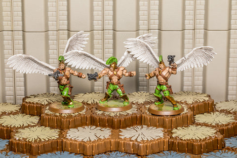 Protectors of Ullar - Common Squad-All Things Heroscape