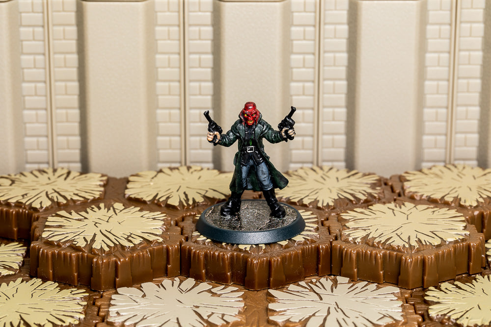 Red Skull - Unique Hero – All Things Heroscape