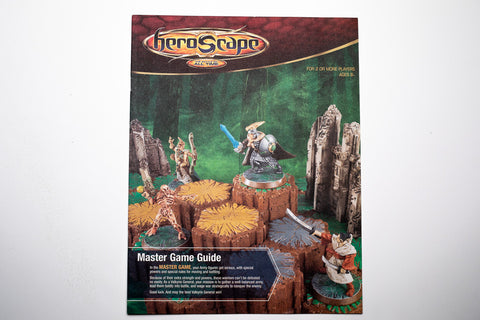 ROTV 1st Ed - Master Game Guide-All Things Heroscape