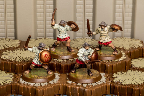Sacred Band - Common Squad-All Things Heroscape