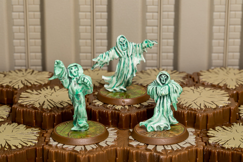 Shades of Bleakewoode - Common Squad-All Things Heroscape