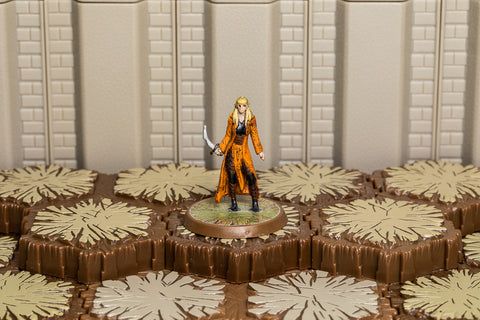 Sharwin Wildborn - Unique Hero-All Things Heroscape