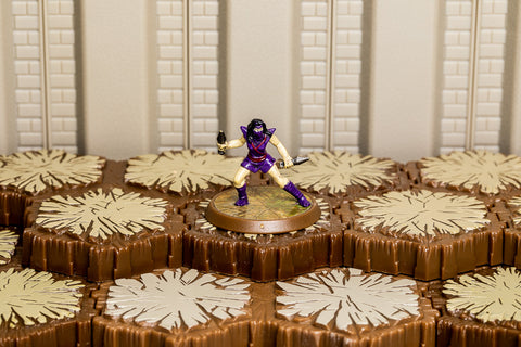 Shiori - Unique Hero-All Things Heroscape