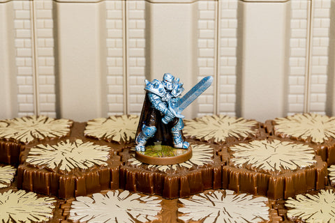 Siege - Unique Hero-All Things Heroscape