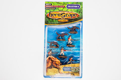 Soldiers & Wolves Figure Expansion - NEW!-All Things Heroscape
