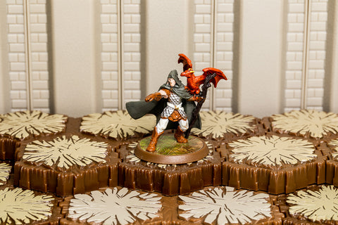 Sonlen - Unique Hero-All Things Heroscape