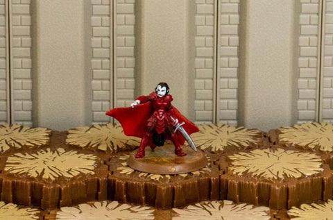 Sonya Esenwein - Unique Hero-All Things Heroscape