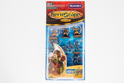 Soulborgs & Elves Figure Expansion - NEW!-All Things Heroscape