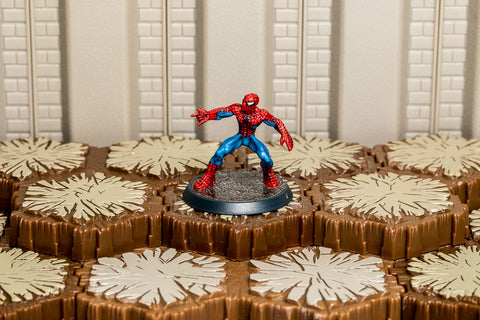 Spider Man - Unique Hero-All Things Heroscape