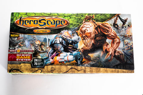 Swarm of the Marro Master Set - NEW!-All Things Heroscape