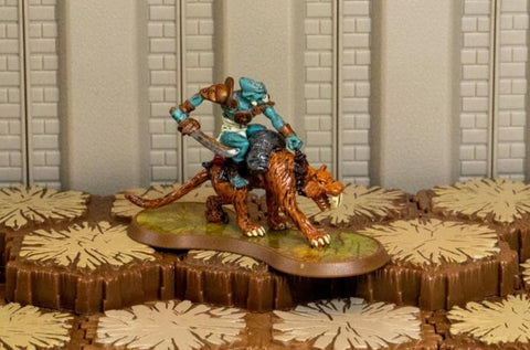 Swog Rider - Common Hero-All Things Heroscape