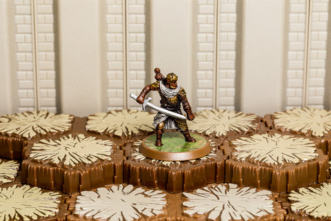 Tandros Kreel - Unique Hero-All Things Heroscape