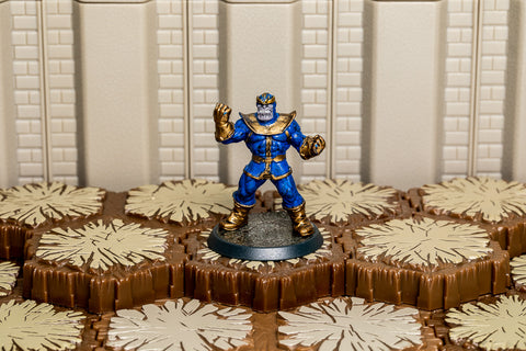Thanos - Unique Hero-All Things Heroscape