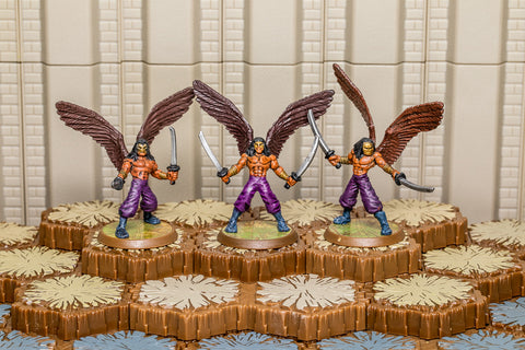The Einar Imperium - Common Squad-All Things Heroscape