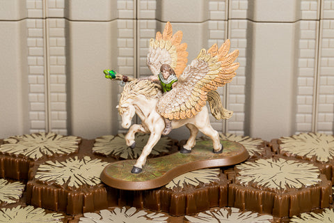 Ulginesh - Unique Hero-All Things Heroscape
