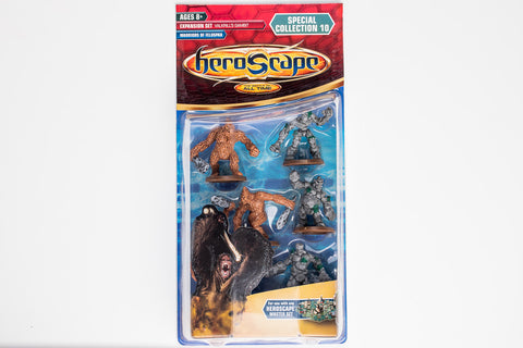 Warriors of Feldspar Figure Expansion - Wave 10 - NEW!-All Things Heroscape