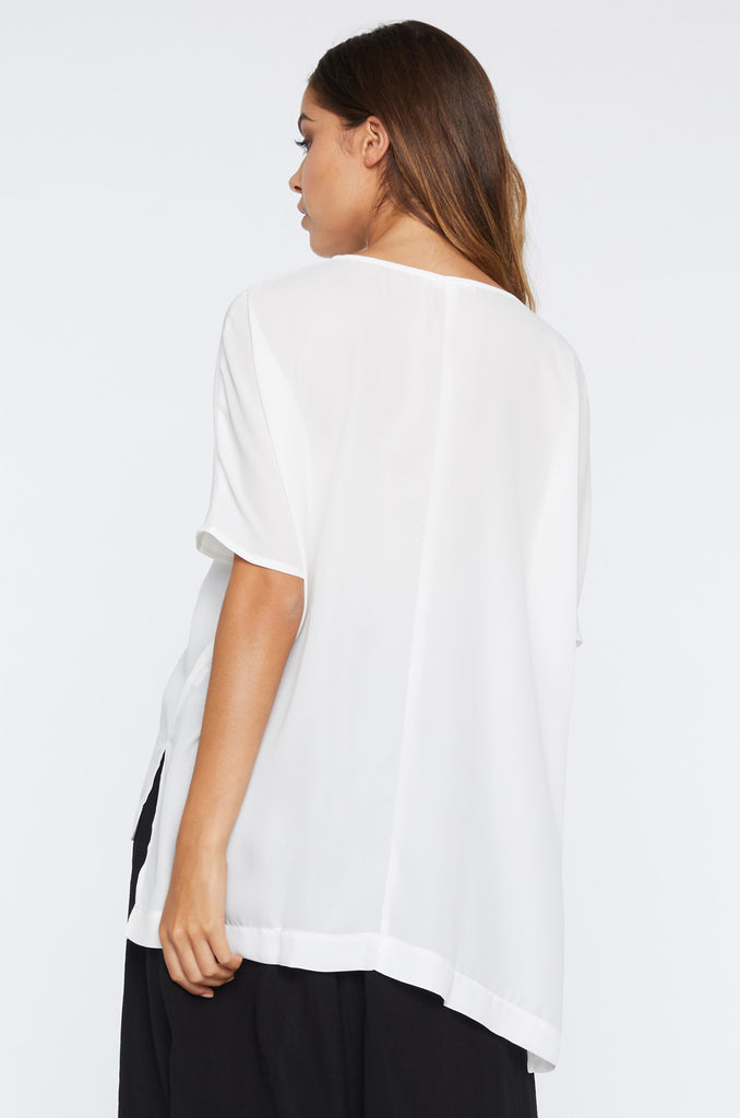 Ashley Top - White