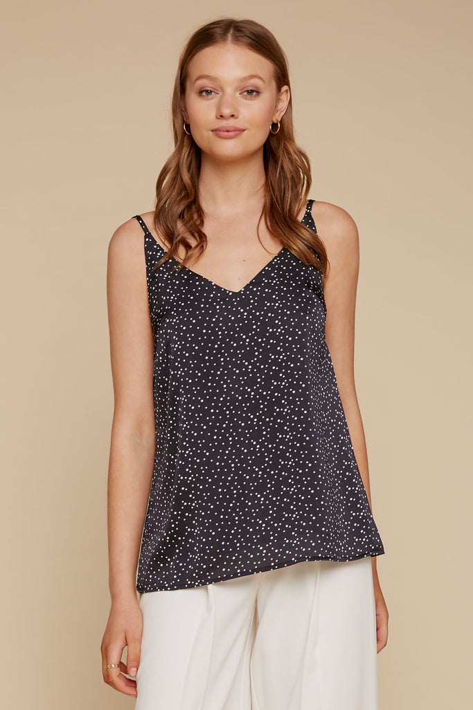 Rosaley Top - Black