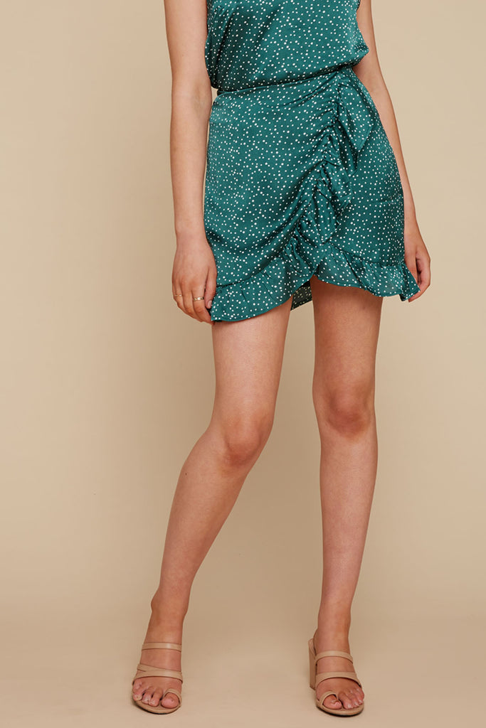 Rosaley Skirt - Green