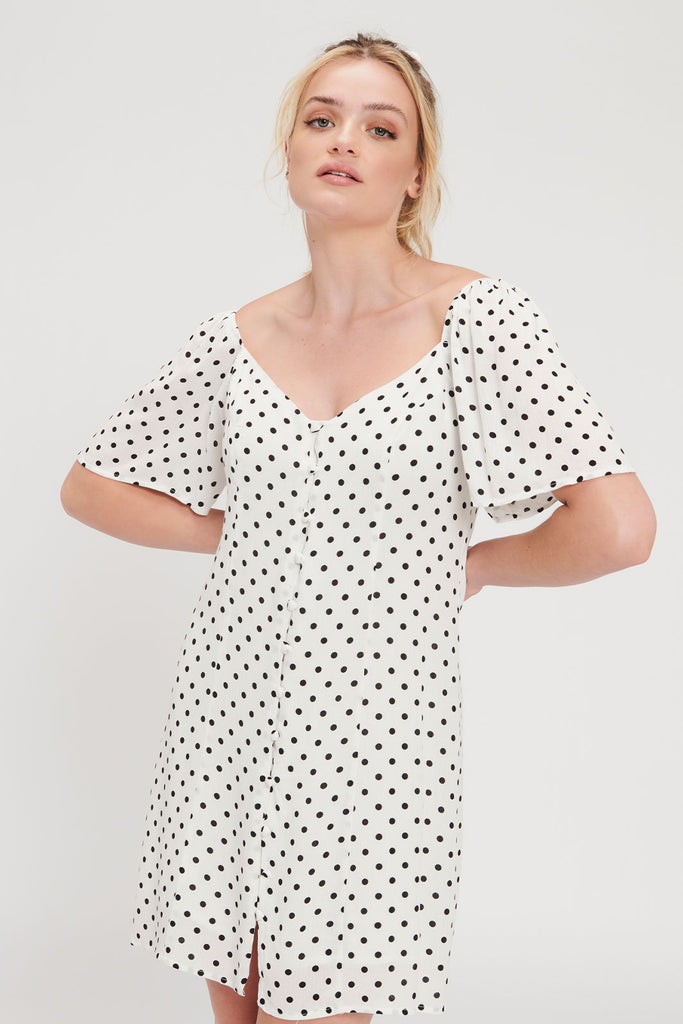 Sunny Dress - White