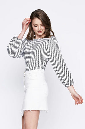 Gianna Denim Skirt