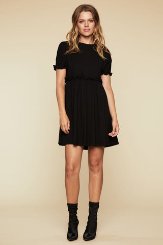 Carla Ruffle Dress
